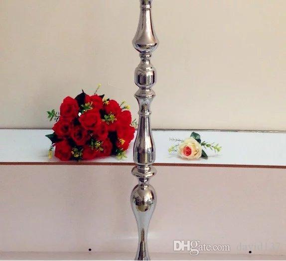 Горячий новый штендер венчания металла золота / колонка / mandap для украшения этапа венчания