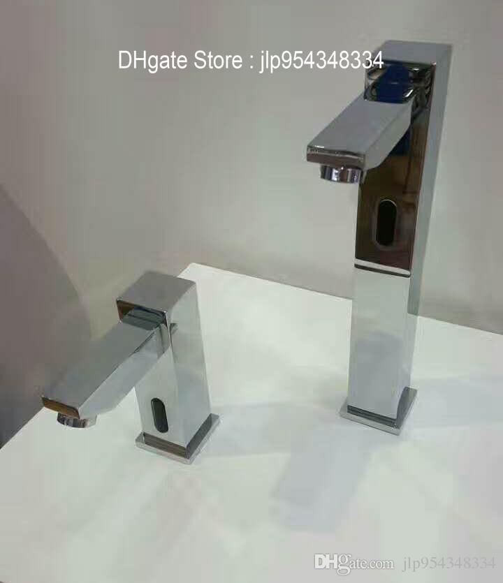 rubinetto sensore in ottone piazza rubinetto pubblico rubinetti GMP mani libere rubinetti automatici con altezza opzionale