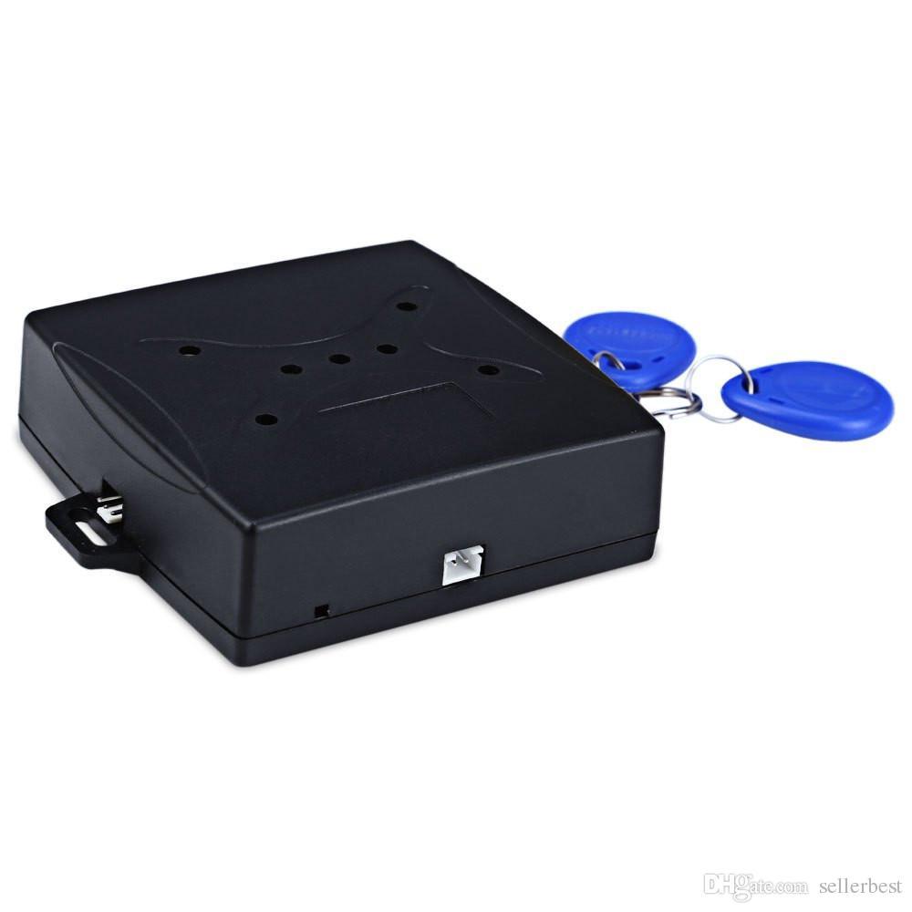 Новый двигатель автомобиля кнопка пуска RFID замок зажигания стартер бесключевой вход Старт Стоп иммобилайзер сигнализации безопасности вождения