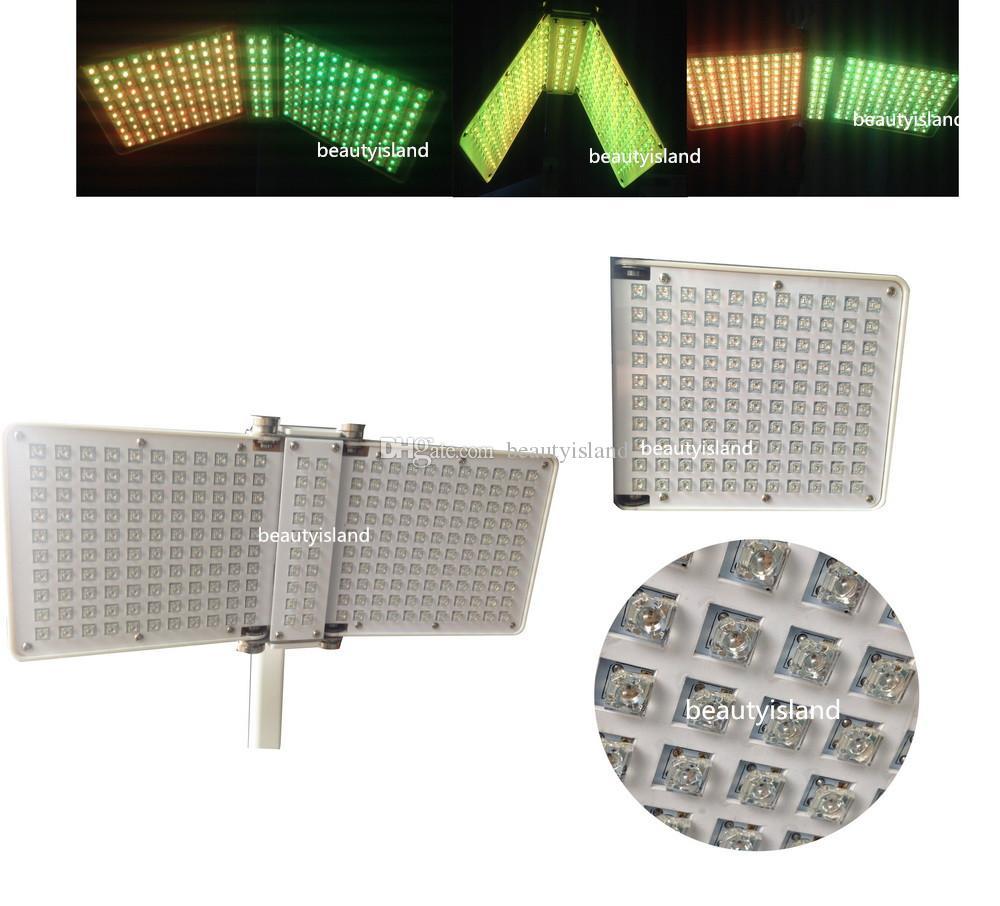 Máquina poderosa da terapia da luz do PDT da lâmpada de Piranha para a remoção de rugas e da remoção de acne 7 Photon da cor LED Rejuvenescimento