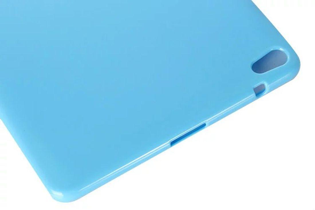 50 stücke weichem silikonkautschuk tpu rückseitige abdeckung für huawei mediapad M2 Siegth FDR-A01W FDR-A03L T2 Pro 10,1