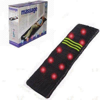 Vibrating Massage Mattress Dc12v Massage Cushion Sofa Bed