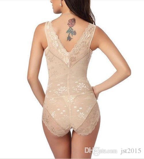 Lady Sexy Corset Costume Minceur Shapewear Body Shaper Sous-Vêtements Magiques Bra Up Nouveau