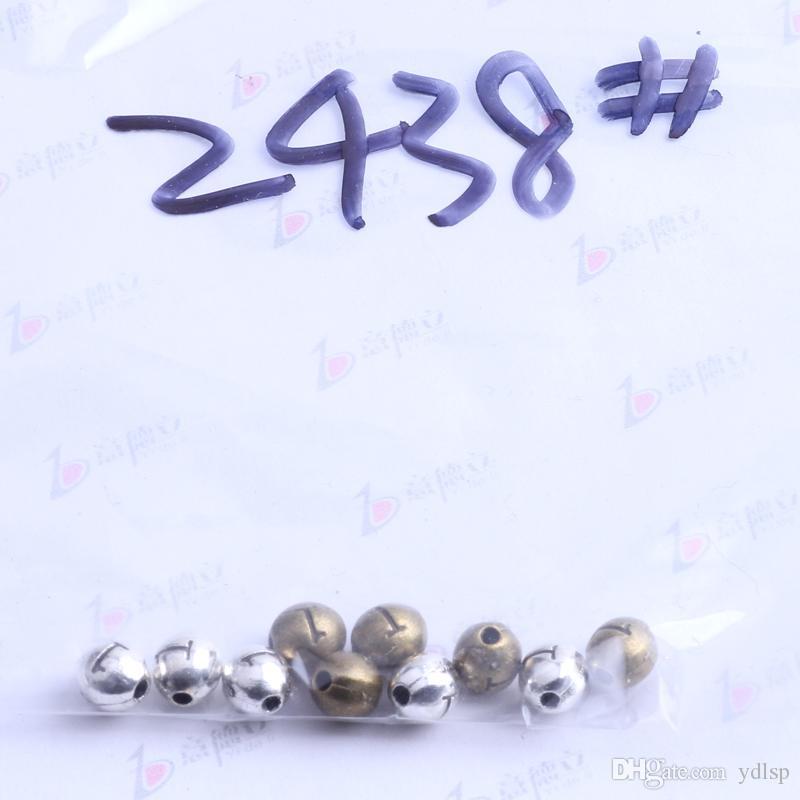 Numéro 1 perles ovales charme antique argent / bronze en alliage de zinc pour pendentif bricolage fabrication de bijoux accessoires 2438