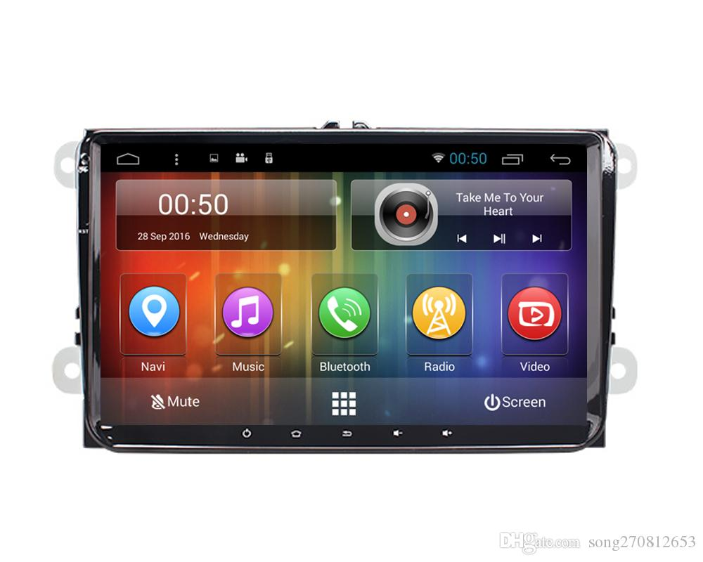 Android 6.0 Car DVD PC with GPS and 3G/WIFI Internet for VW GOLF POLO PASSAT TOURAN TIGUAN EOS JETTA