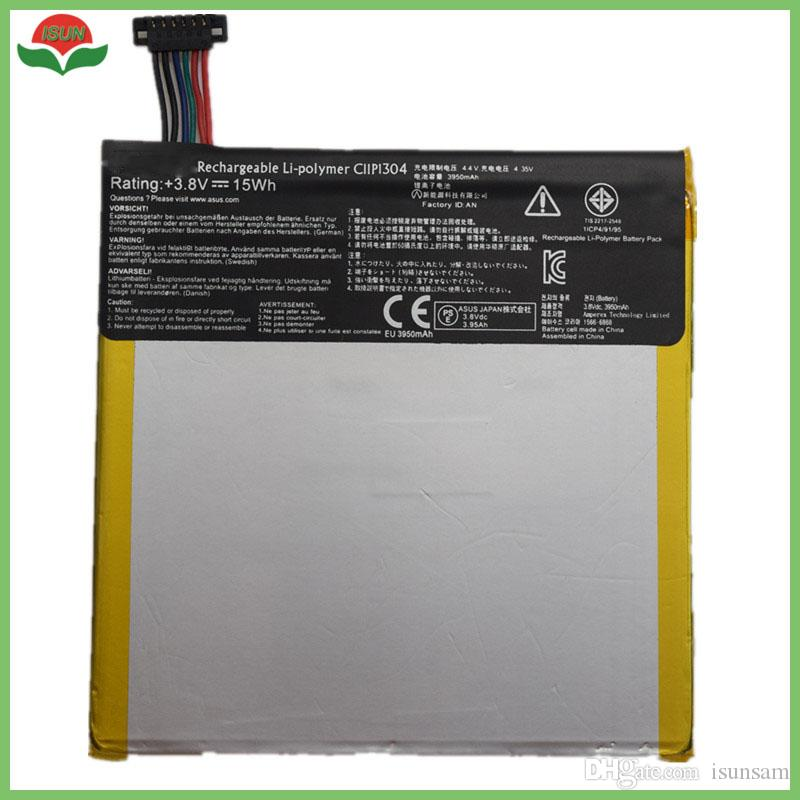 Battery Replacement For ASUS MEMO PAD 7 ME173X K00B K00U HD 7 ME173  C11P1304 China Battery Factory With Free Shipping Cost