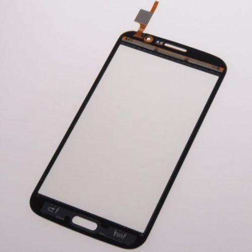 화이트 터치 디지타이저 스크린 유리 삼성 갤럭시 메가 5.8 i9150 듀오 i9152