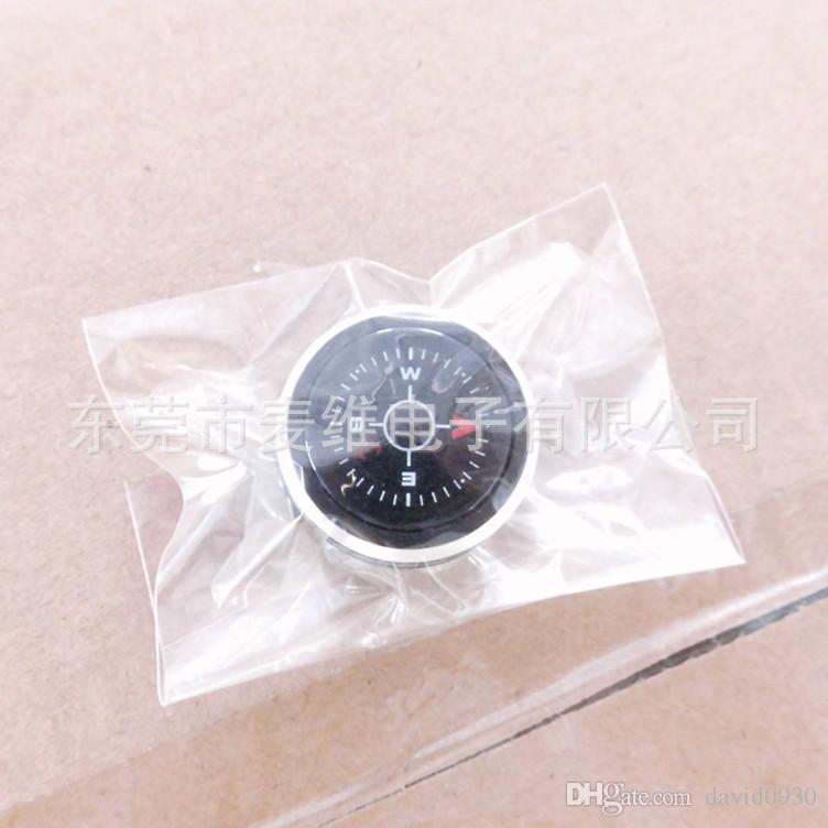 Le nouveau type de compas de 25 mm permet de retirer l'aiguille magnétique du compas et la ceinture de montre extérieure