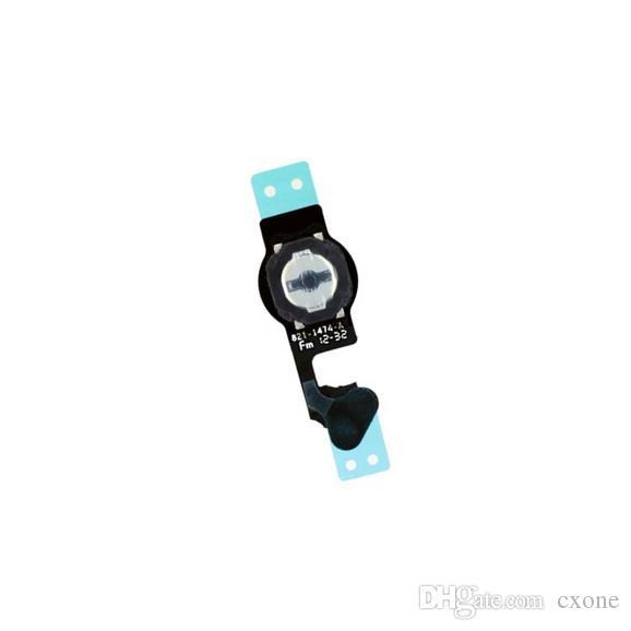Neuer Qualitätsersatz für iphone 5 5G 5C Hauptmenü-Knopf-Flexkabel völlig Fomplete Versammlungs-Reparatur-Teile Freies Verschiffen