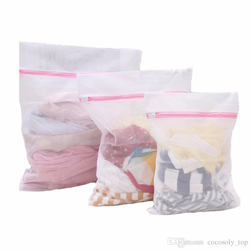 Laundry Bags Bra Underwear Baskets Mesh Bag Laundry Washing Care Pouch Household Cleaning Kits