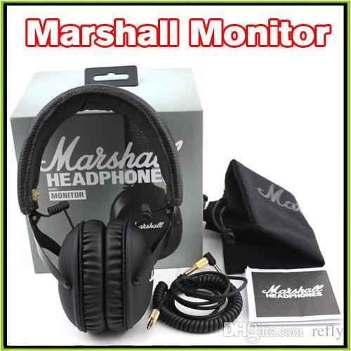 06793f5006f 2016 New Marshall MONITOR Headphone Over Ear Headphones W Microphone HIFI  Headset VS Marshall Major II Studio 2.0 Headsets In Ear Headphones From  Refly, ...