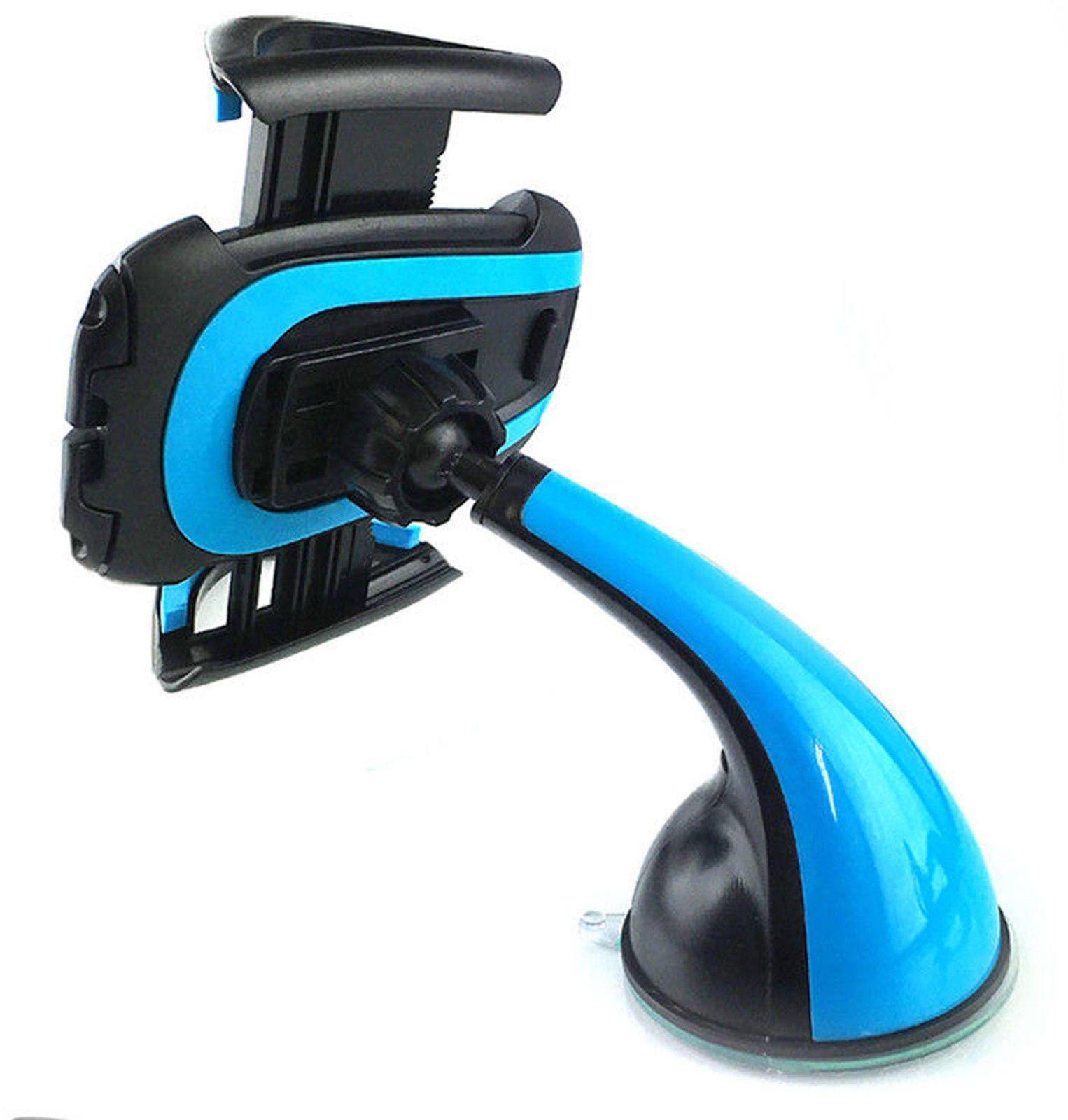 Universal 360 ° Car Windscreen Holder Dashboard Mount Stand Car Phone Holder Air Vent para todos los teléfonos móviles