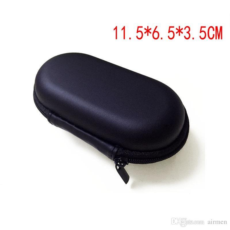 3 tipos Fidget Spinner Pouch Hand Spinner Toys Bolsas de almacenamiento en vivo cable de teléfono clave bolsa de almacenamiento de tarjeta de CD USB 100 piezas opción multicolor DHL