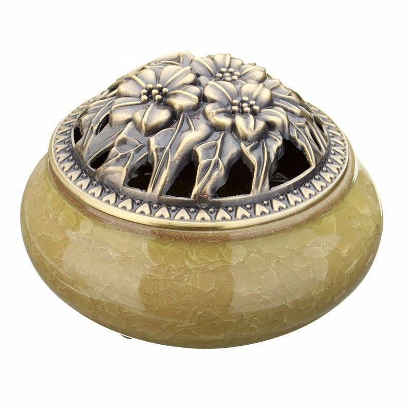 Ome Decor Trade Show Beautiful Design Celadon Ceramic Incense Burner ...