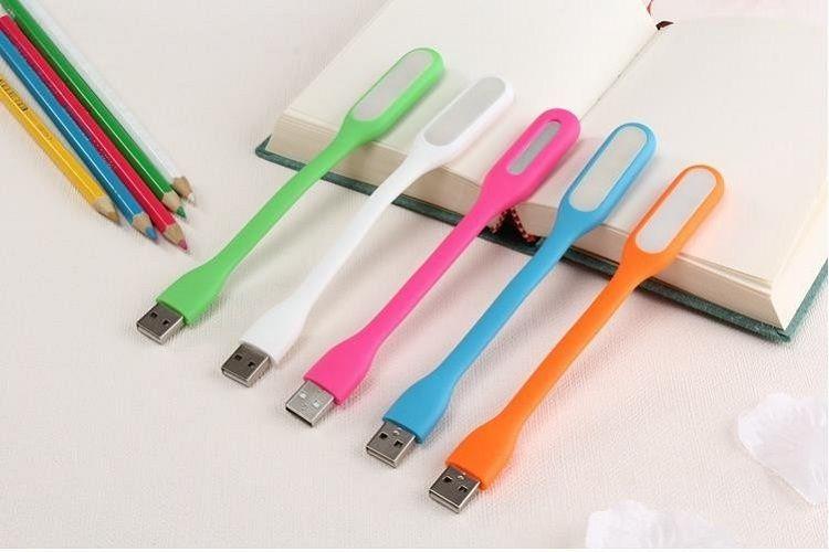 Новый Красочный 2016 Светодиодная Лампа Xiaomi USB Light для Power Bank Comupter USB-гаджет бесплатно DHL