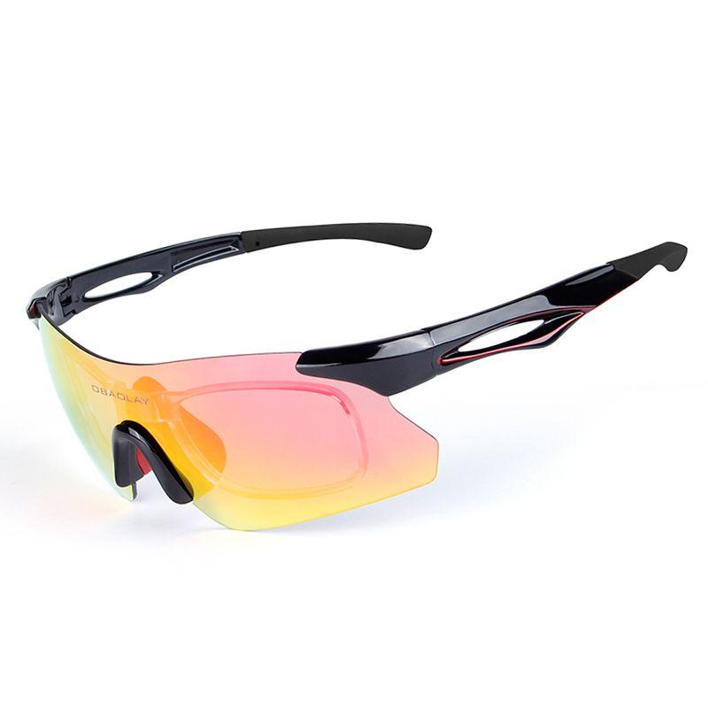 9c5813770 Compre Ciclismo Óculos De Sol Polarizada Esportes Óculos De Sol Para  Mulheres Dos Homens Sem Aro Óculos De Sol UV400 Bicicleta Óculos De Pesca  Correndo ...