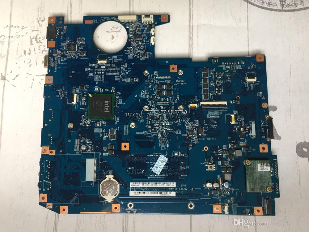 Pour Acer Aspire 7738 7738G Ordinateur Portable Carte Mère Intel PM45 MBPCA01001 MB.PCA01.001 JM70-MV carte mère