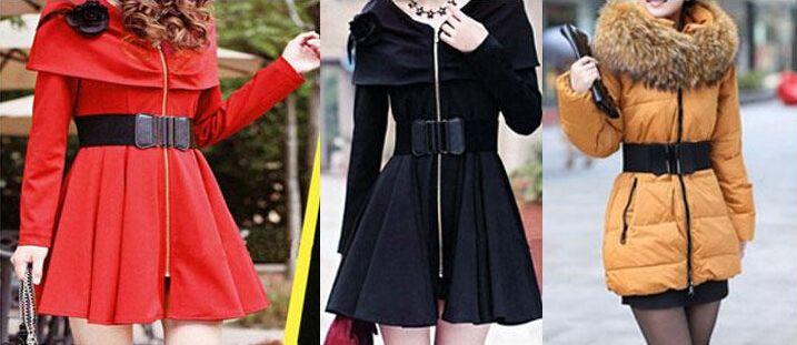 Hot Sale Women Lady Elastic Faux Leather Buckle Waist Wide Belts Stretch Waistband Cinch