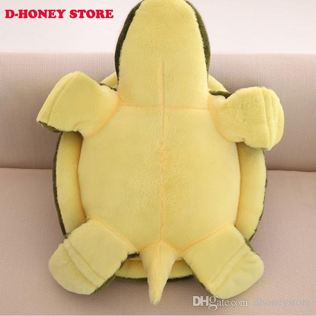 30cm New arrived Tortoise Anime Plush Toy Sea Turtle Stuffed Toys Doll Brinquedos Kids Toys Give Friend Gift plush toys