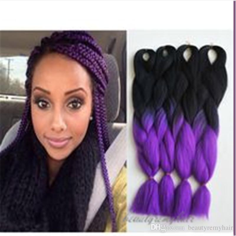 Wholesale 2016 cheap ombre synthetic hair braiding hot selling wholesale 2016 cheap ombre synthetic hair braiding hot selling fashion hair extension 24inch ombre hair braiding more choice in stock loose bulk human hair pmusecretfo Choice Image