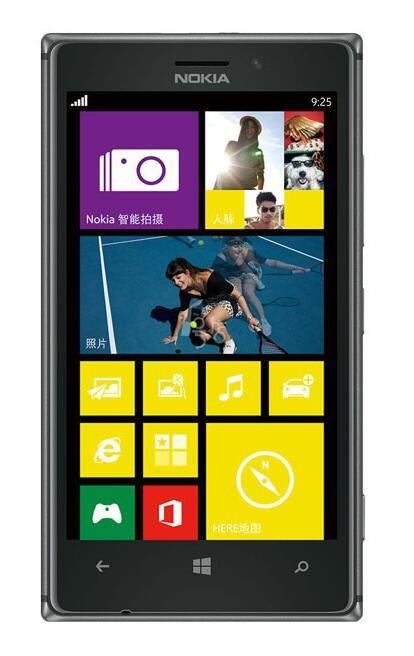Refurbado original Nokia Lumia 925 Desbloqueado teléfono celular Dual Core 1GB / 16GB 8.7MP 4.5 pulgadas Windows 8 4G LTE