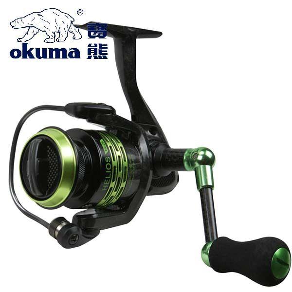 2018 100% Original Okuma Brand Helios Hx 25s Hx 30s Hx 35s Hx 40s Ultra  Light Fishing Spinning Reel Carbon Frame Fishing Reel Wheel From Furonman,  ...