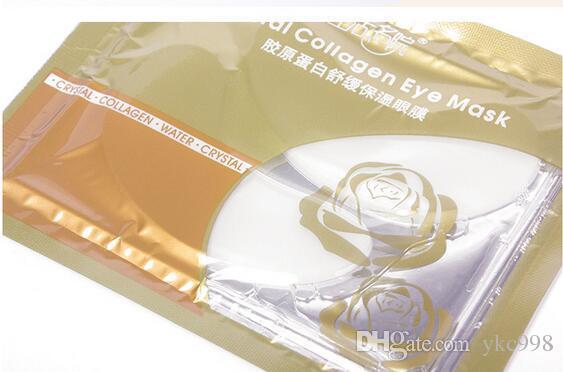 Pilaten Collagène Crystal eye masque hydratant Pochette masque anti-rides masque pour les yeux anti-rides hydratation pour le soin des yeux