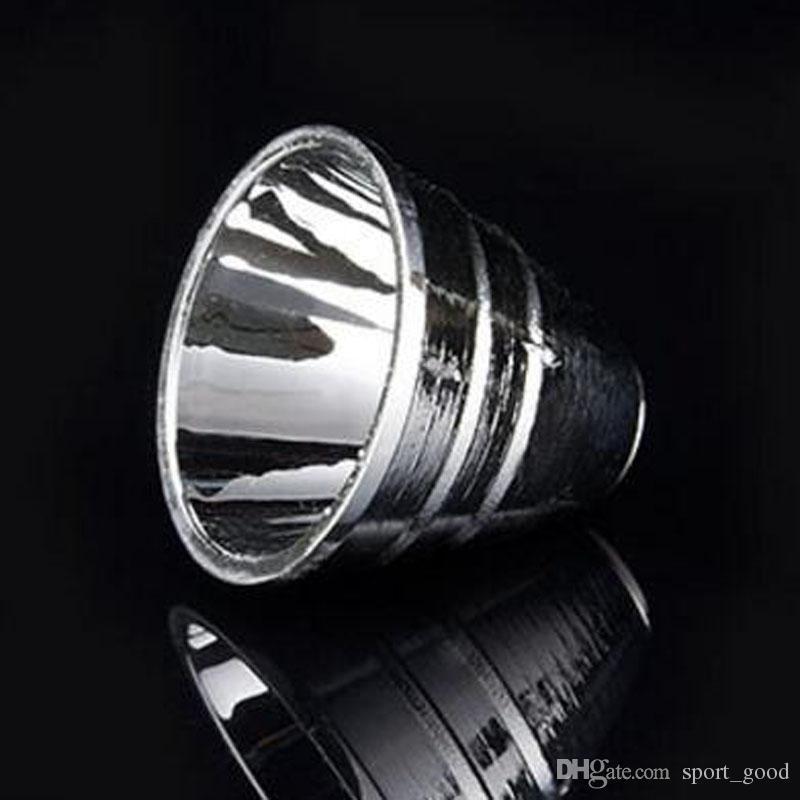 Neue cree q5 led taktische taschenlampe taschenlampe lange leichte baseballschläger form selbstverteidigung wolf led licht taschenlampe fackeln
