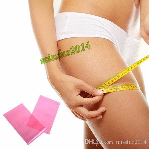 Sauna Slimming Leg Belt Wrap Thigh Calf Lose Weight Body Shaper Up Slim Belt Bodyshaper Leg Shaper 400Pcs(2pcs/packs)