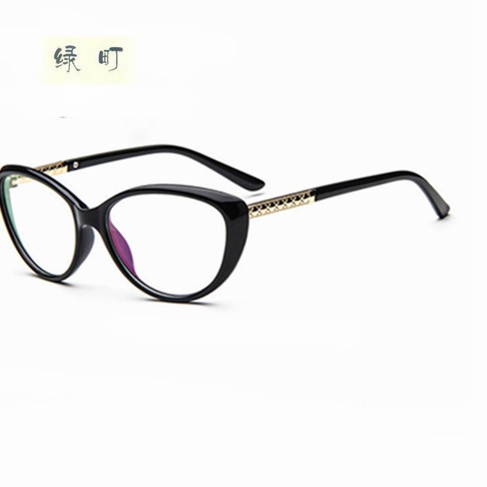 Compre Al Por Mayor Lindo Estilo Vintage Gafas Mujeres Gafas Marco ...