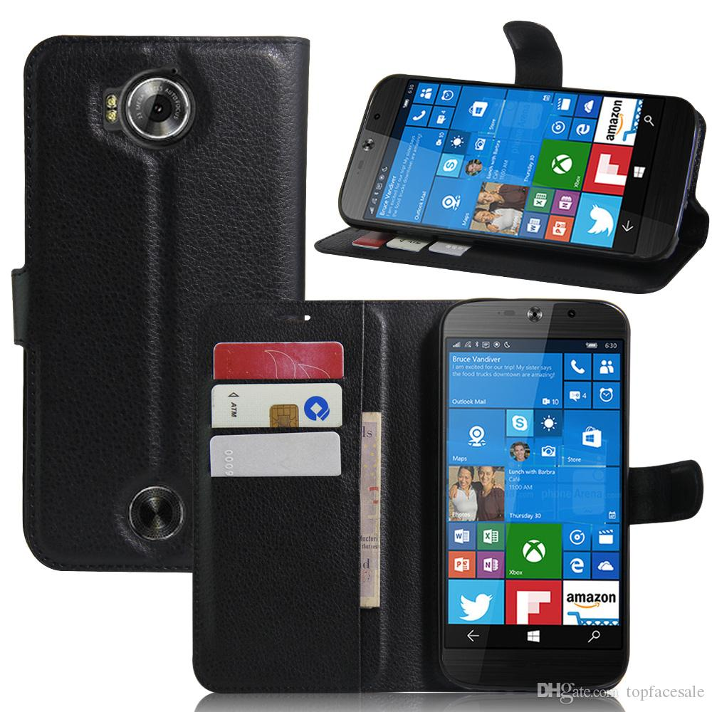 on sale cddda bf94c Diforate New Arrival Luxury Leather Wallet Phone Flip Cover Pouch Case For  Acer Liquid Jade 2/Liquid Jade Primo