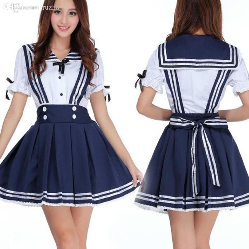 Wholesale Japanese School Uniform Anime Girl Sailor Lolita ...