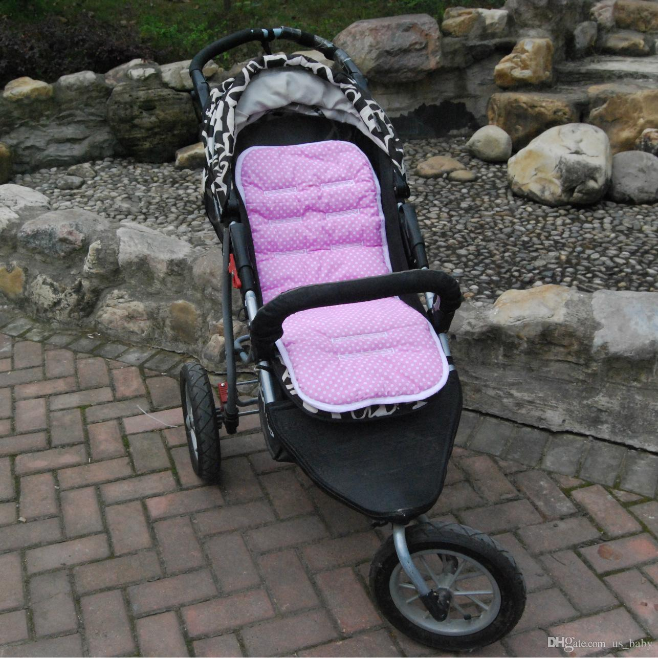 Stroller Pad Seat Cover Velcromag