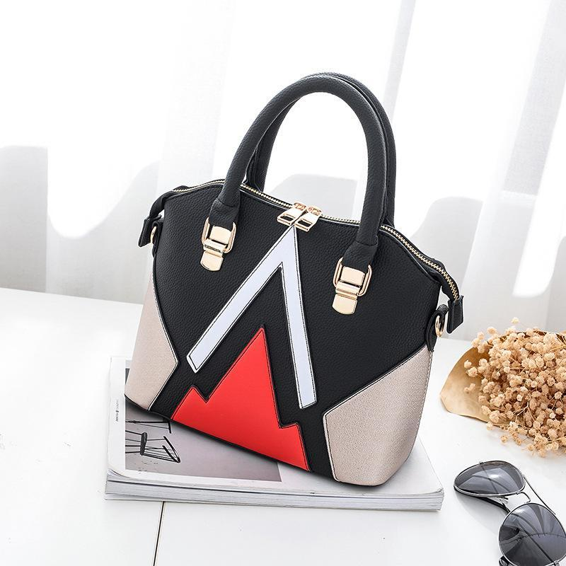 55e471fd17f Shoulder Bag 2017 New Wave Korean Version Of The Wild Simple Casual ...