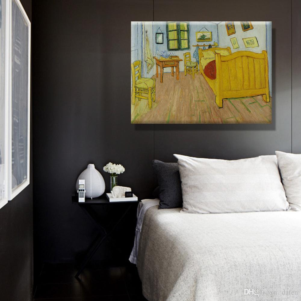 Chambre Jaune Van Gogh Description - Amazing Home Ideas ...