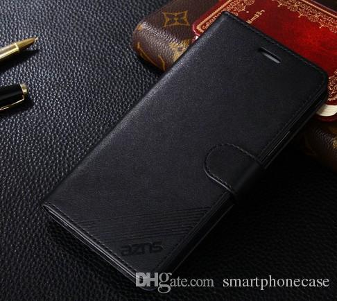 멋진 화웨이 명품 6 플러스 케이스 럭셔리 플립 지갑 화려한 원래 귀여운 슬림 커버 클립 가죽 케이스 화웨이 명예 6 플러스 들어