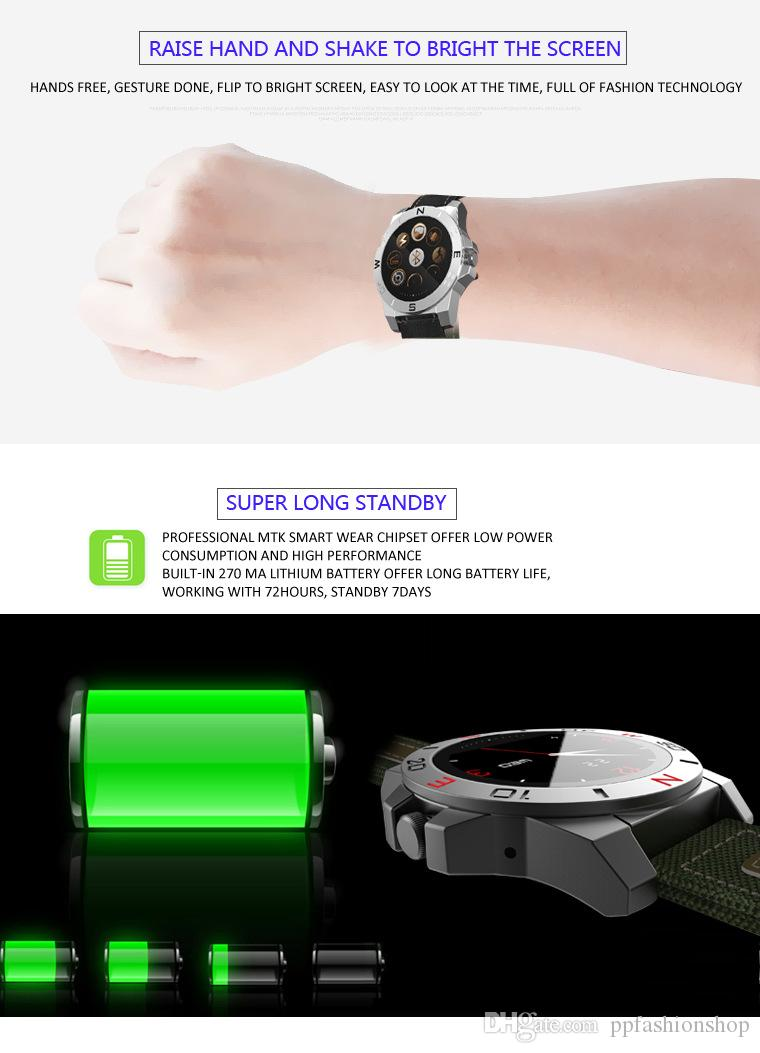 2017 N10B outdoor sports, light perception heart rate, sleep monitoring, step, shake bright screen, smart watch