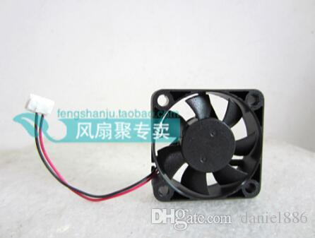 Brand new original 4cm ADDA 4010 AD0405LB-G70 40*40*10mm 5V0.08A 2 wire double ball silent cooling fan