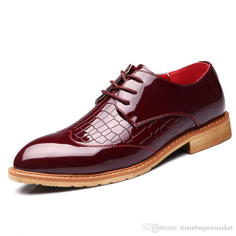 Cheap Comfortable Oxford Shoes Mens