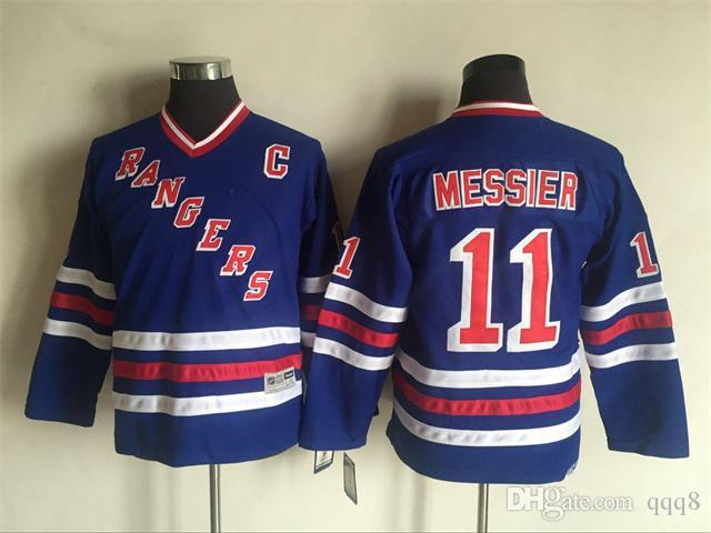 info for 08056 336f0 Top Quality ! 2016 Youth Kids CCM New York Rangers Ice Hockey Jerseys Cheap  #11 Mark Messier Blue Boys Jerseys Authentic Retro Jerseys