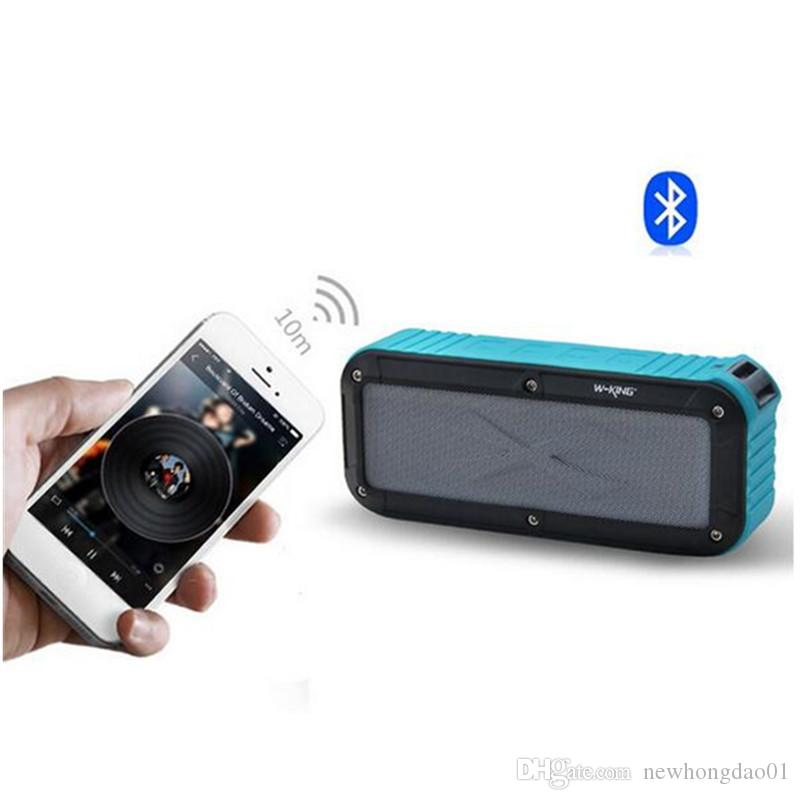 Bluetooth Speaker Portable Wireless Speaker sopport TF card IPX5 Water Resistant for Shower Bathroom / Outdoor Activities / Bicycle