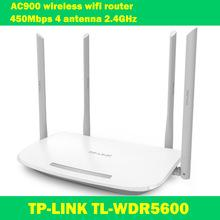NEW Original TP-LINK WDR5600 AC900 2 4ghz 5ghz 4 antenna 450Mbps wifi  wireless extender router for home computer networking