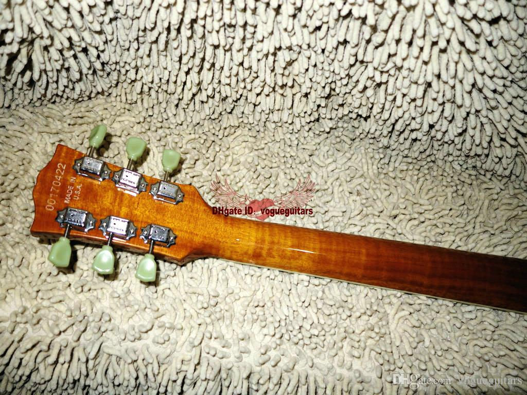 새로운 도착 맞춤형 빈티지 335 클래식 재즈 기타 도매 기타 최고의 저렴한