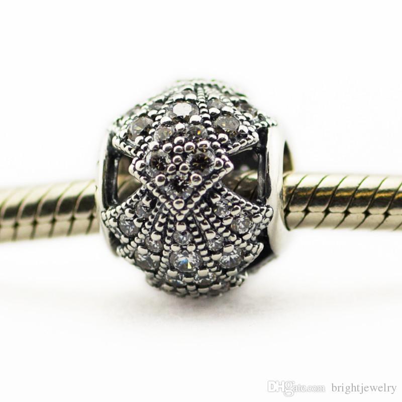 Serve para pandora pulseiras 2016 verão oriental fã openwork grânulos de prata original 100% 925 encantos de prata esterlina jóias diy