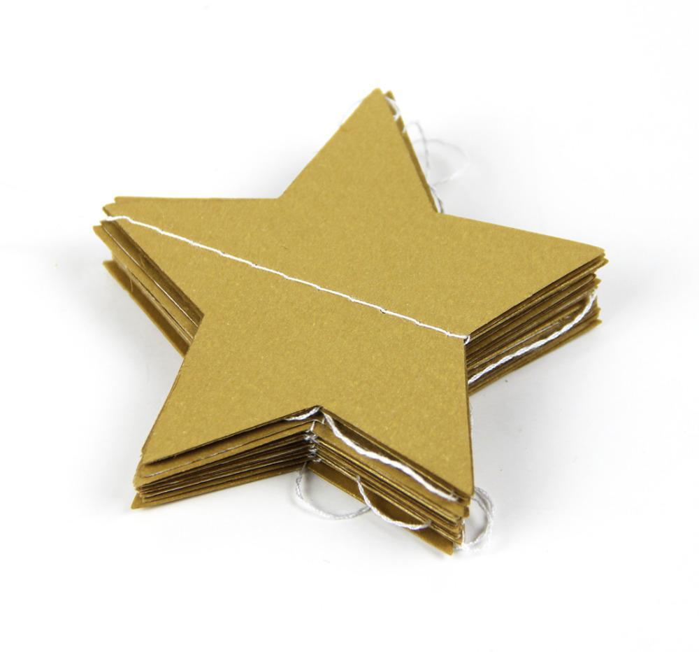 Pacote de 27 Papel De Decoração Definir Rosette Papel De Ouro Roseta (Star Banner, Borla, Pinwheels) Festa de Aniversário de Casamento Chuveiros Decor