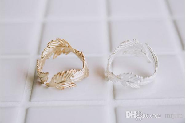 left women fashion 18 k gold plated ring mode ring wholesale festival best gift