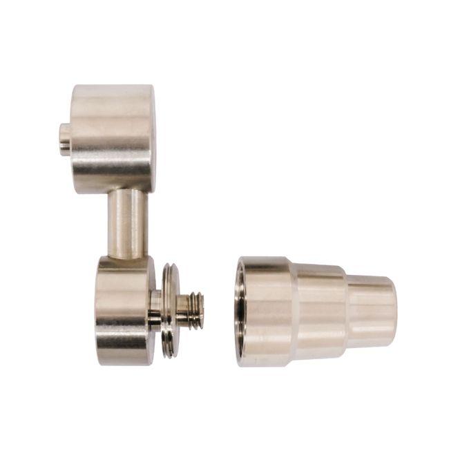 Premium GR2 Titanium Nails Domeless Feminino Masculino 4 em 1 Titanium 14mm 19mm Frete Grátis