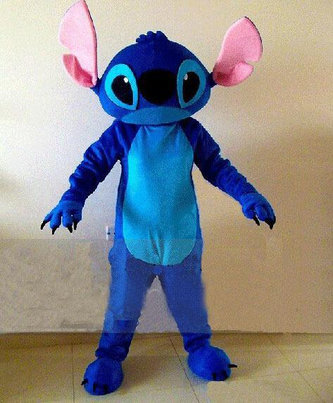 See larger image & Stitch Mascot Costumes Lilo And Stitch Cartoon Character Costumes ...