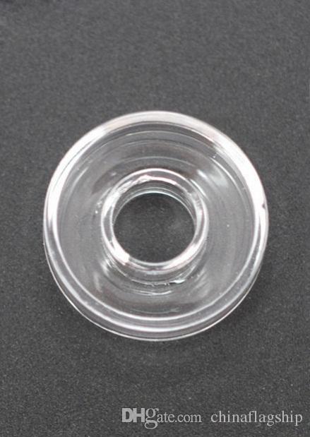The most perfect design Replacement Quartz Dish for Hybrid Titanium / Quartz Nails durable and Pure good taste from quartz dish