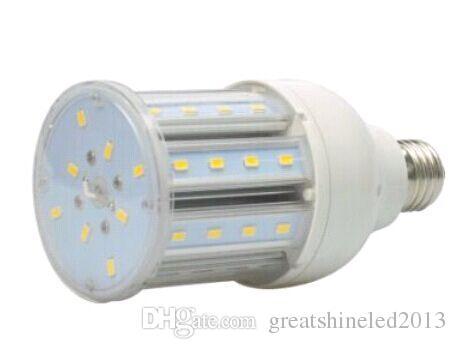 Northe Amérique livraison gratuite haute puissance super 12w couleur blanche brillante lumière de maïs conduit certifié UL / pour la rue broadway